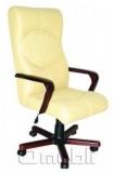 Кресло Геркулес FLASH Неаполь N 55 подлокотники орех A5257