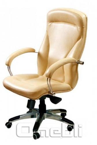 Кресло Хьюстон хром, мех. ANYFIX Неаполь N 55 A37243