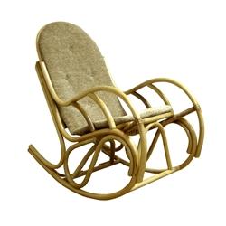 """Кресло-качалка из ротанга """"Бриз"""""""