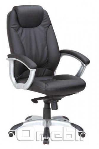 Кресло Неон HB Кожзам черный A7334