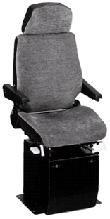 Кресло оператора KFS8 W. GESSMANN GmbH