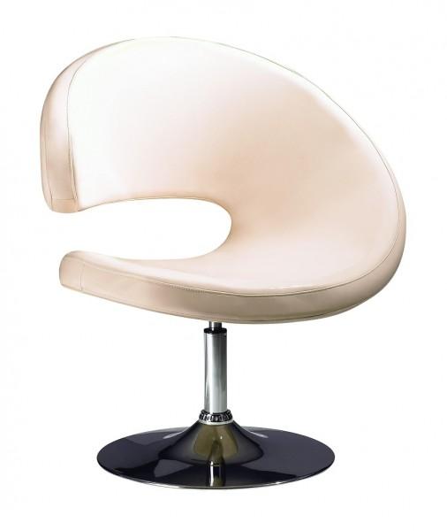 Кресло для дома, гостиниц, кафе Опорто, цвет белый