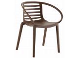 Фото  2 Кресло Papatya Mambo коричневое 2027469