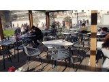 Фото  6 Кресло Papatya Mambo коричневое 2067469