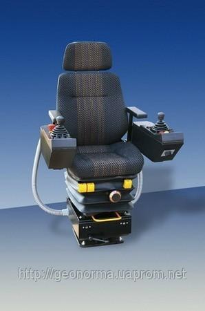 Кресло-пульт KST 10 W. GESSMANN GmbH
