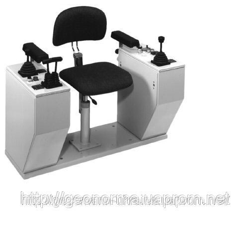 Кресло-пульт KST 75 W. GESSMANN GmbH