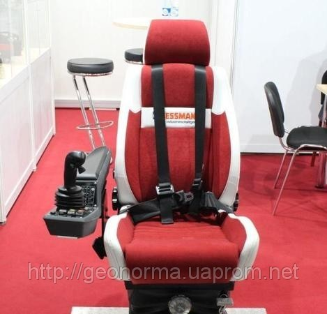 Кресло-пульт KST 85 W. GESSMANN GmbH