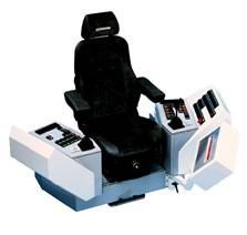 Кресло-пульт KST6 W. GESSMANN GmbH для крана