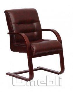 Кресло Роял CF Неаполь N 77 пятнистый подлокотники орех A6123