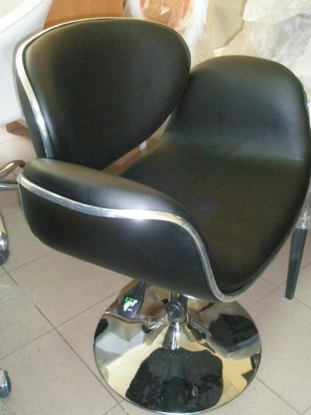Кресло СТУДИО черный, белый, купить кресло Студио для кафе, бара, ресторана, дома, офиса купить Киев