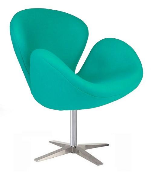 Кресло СВ, ткань зеленая