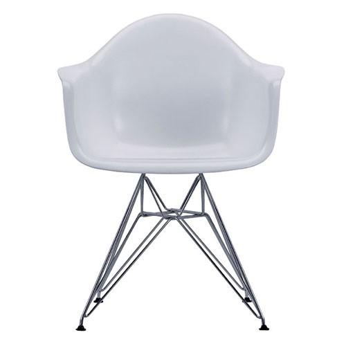 Кресло Тауэр, цвет белый