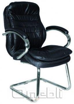 Кресло Валенсия CF Кожзам черный A7250