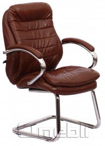 Кресло Валенсия CF Кожзам коричневый A7251