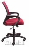 Кресло Веб Сетка бордо/ Сетка бордо A38288