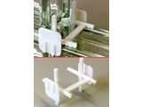 Крестик распорный для перегородок из стеклоблоков 5 и 10 мм недорого