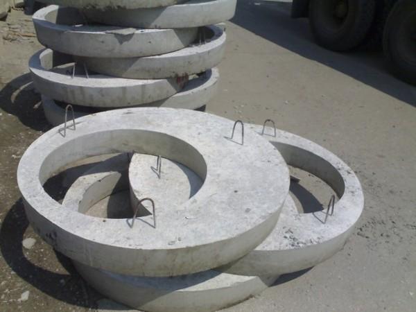 плиты перекрытия колодцев 1ПП 15-2