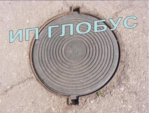 Крышка полимерного люка Л