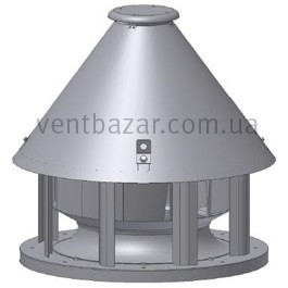 Крышный вентилятор Интеркондиционер ВДРДВ-4-0,37