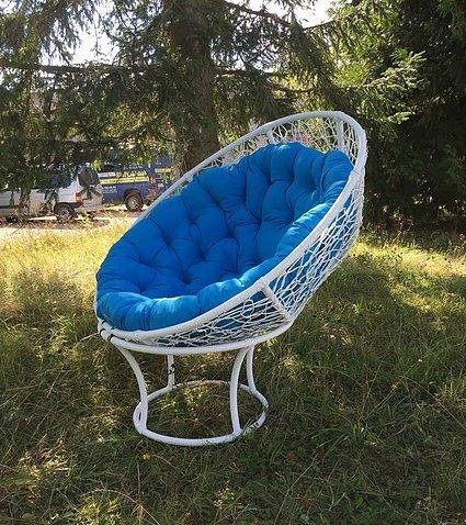 Крісла з техноротангу. Папасан. Крісла з подушками