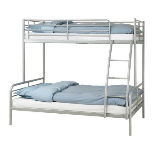 Кровать двухъярусная трехместная, сварная сетка 4мм