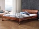 Фото  1 Кровать двухспальная Николь - 1600х2000 мм. (белый) 1731312
