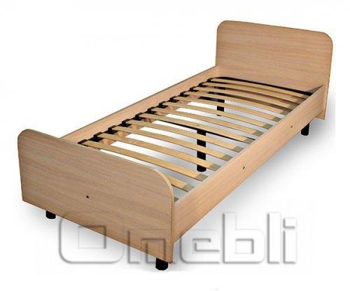 Кровать Matroluxe №3, 90х200 прям спин A32749
