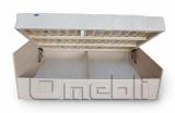 Кровать Matroluxe №5 с каркасным матрасом, 160х200 прям спин A32988