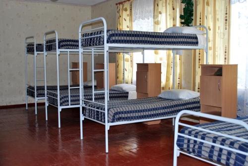 Кровать металлическая армейская 1-2-ярусная