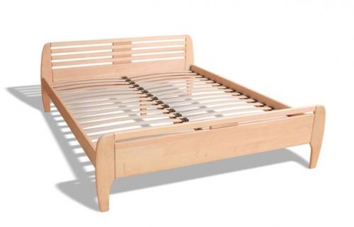 Кровать натуральное дерево массив ольха и ясень высокое качество