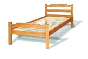Кровать одно- двуспальная (900х2000; 1200х2000; 1400х2000; 1600х2000; 1800х2000) http://www. wood-idea. com. ua/