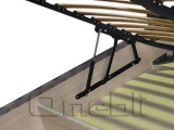 Кровать-подиум Matroluxe №9, 160х200 A33010