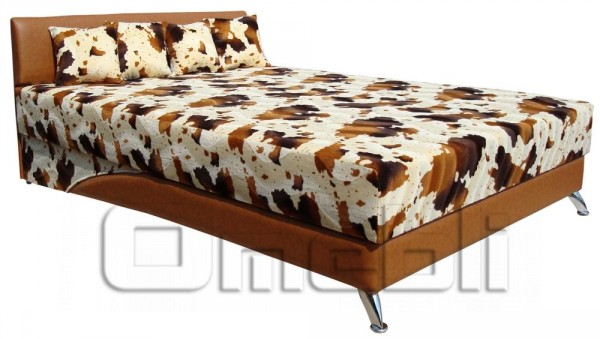 Кровать Сафари 140*200 Код A42269