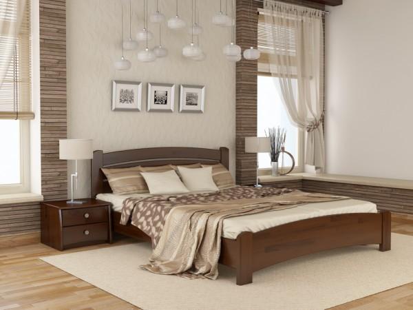 """Кровать """"Венеция"""" из массива Дуба."""