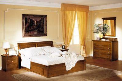 Кровати и спальни из натурального дерева