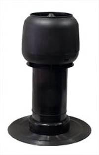 Кровельный дефлектор ДК-160 (Н-530) (арт. ДК160-530)
