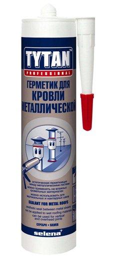 Фото  1 TYTAN герметик для металлической кровли 1811848