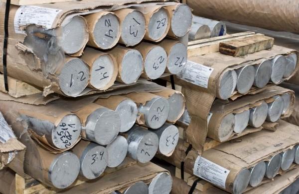 Круг алюминиевый (дюраль) ф105 мм Д16, 0,523т длина 3,1-3,2м ндл. Порезка, доставка по Украине.