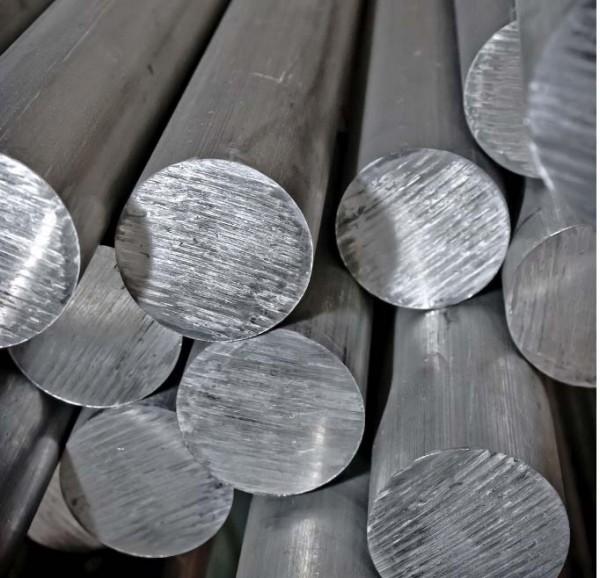 Круг алюминиевый ф18 мм Д16Т, 0,45т длина 3,1-3,2м ндл. Порезка, доставка по Украине.