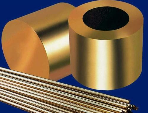 Круг бронзовый 6,0мм-230,0мм бронза БрОЦС, БрАЖ, БрБ2, БрОФ
