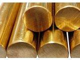 Фото  1 Круг бронзовый БрАж 9-4 , диам.,мм 120 , длина,мм 3.000,00 2073705