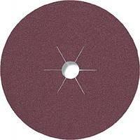 Круг фибровый CS-561 Области применения: металл/(древесина/пл астмассы/цветные металлы) Діаметр - 125 Зерно - P36