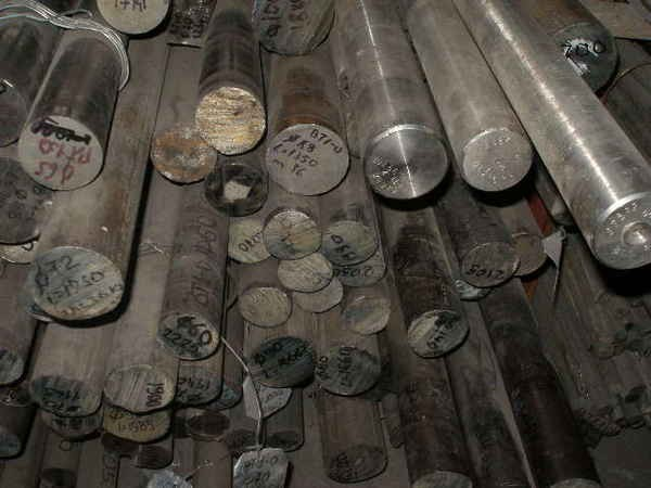Круг магниевый сталь МЛ2, МА14Т1, МА2-1 Ф=100 мм
