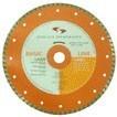 Круг отрезной для угловых шлифовальных машин, для болгарки SUPER PRO 125-2,2/7,5-22,2 (ж/бетон)
