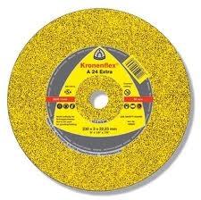 Круг отрезной Klingspor (Kronenflex) А24 EXTRA 125 x 2,5 x 22 Универсальный круг по выгодной цене для обработки металла