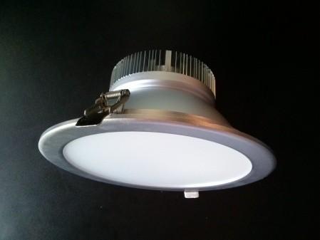 Круглые светодиодные светильники встроенные, 15Вт, 1536Лм, для внутреннего освещения, гарантия-3 года.