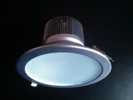 Круглые светодиодные светильники встроенные, 60Вт, 6360Лм, для внутреннего освещения, гарантия-3 года.