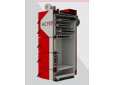 Котел на дровах длительного горения Альтеп КТ- 2ЕН мощность 150кВт для промышленных зданий