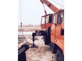 Автокран КТА-25.Стрела 21,7 м,г/п 25 т.Установка 2010 г.на шасси КрАЗ-65053 2006 г.
