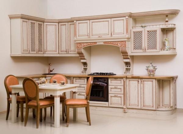 кухни Мдф, деревянные под заказ